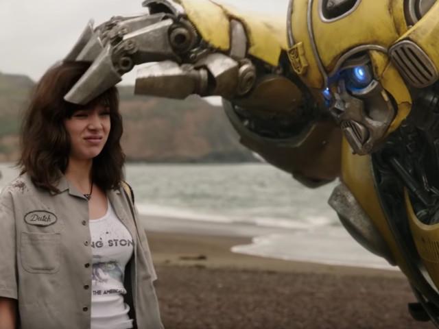 Bumblebee new trailer gets a bit emotional
