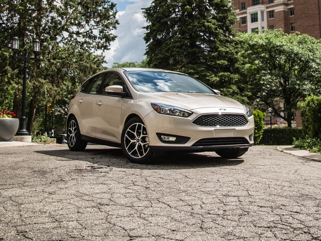 2017 Ford Focus – In-Depth Review
