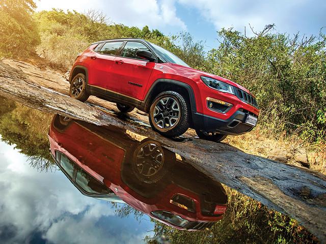 Review: Jeep Compass Trailhawk long term review, final report