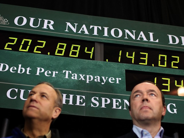 Trump and congressional Democrats' budget agreement could add $1.7 trillion to the soaring federal debt