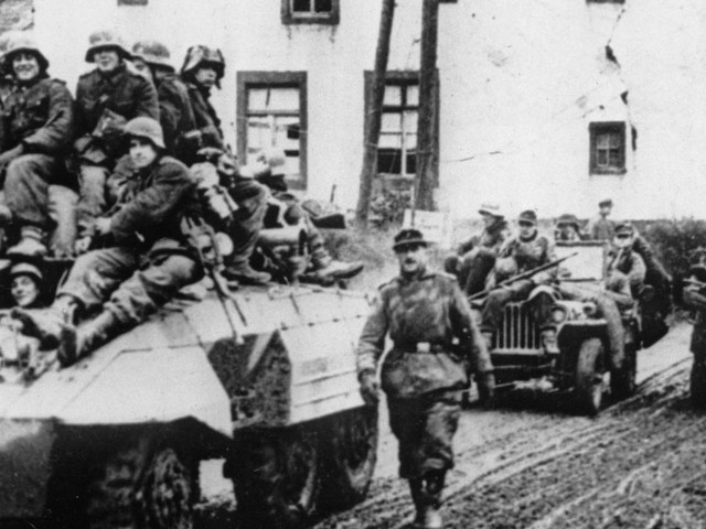 73 years ago, the Allies beat back the Nazi's last great western offensive — here are 16 photos from the Battle of the Bulge