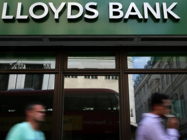 Lloyds Banking Group To Axe 6,200 Jobs As Part Of Digital Overhaul