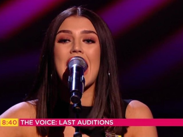 Ronan Keating's daughter fails to make it through to the next round on The Voice