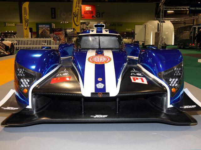 New Ginetta Le Mans car: Britain returns to LMP1 class