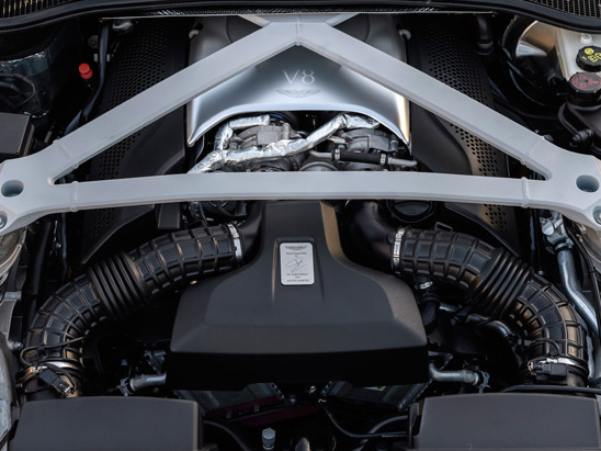 Don't Rule Out Inline-Six Engines for Aston Martin