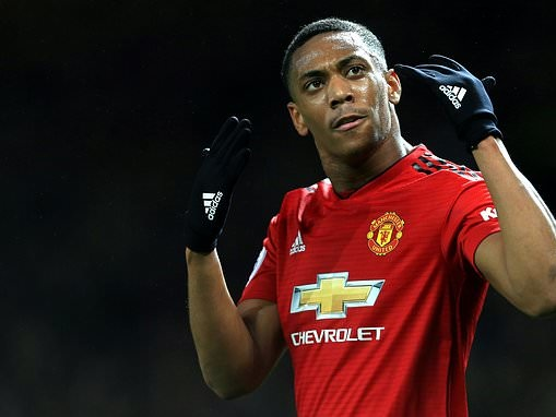 Anthony Martial tells agent to sort new £150,000-a-week Manchester United deal