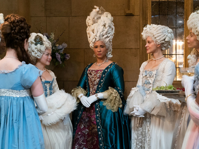 A Bridgerton spinoff is coming featuring Queen Charlotte's origin story