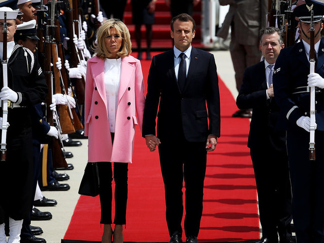 Macron's Strategy of Flattery