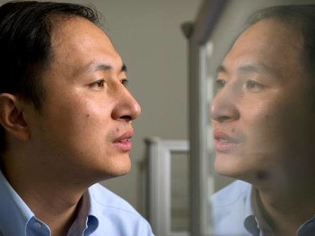 Doctor behind 'gene-edited babies' acted on his own, says China