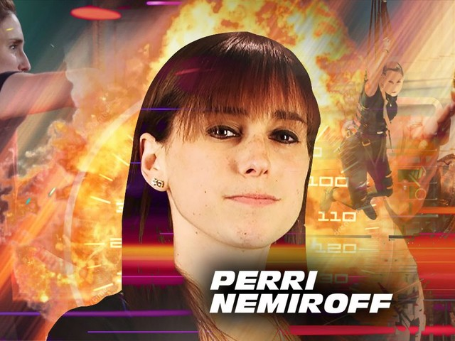 F9 Stunts: Our Own Perri Nemiroff Smashes Bottles and Channels John Cena