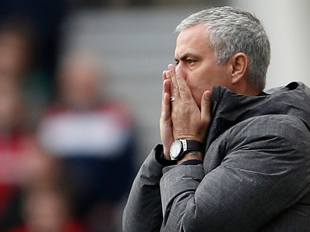 Jose Mourinho claims Manchester United can no longer buy the best Premier League players