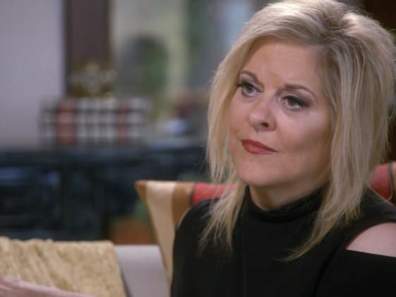 Nancy Grace Relives Her Fiancé's Brutal Murder With Hollywood Medium Tyler Henry