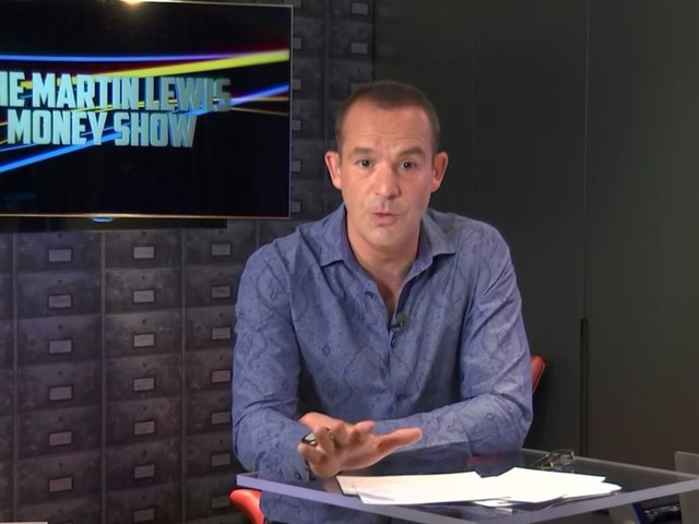 Martin Lewis tells anyone whose energy supplier has gone bust to do this one thing