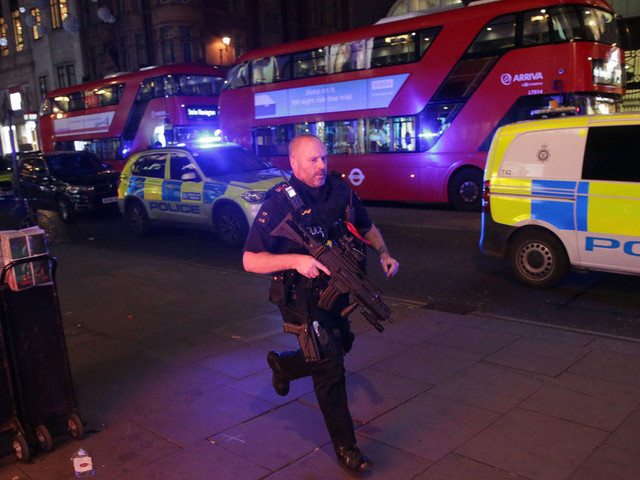 Oxford Circus Incident: Tube Station Evacuated Amid Scenes Of Panic