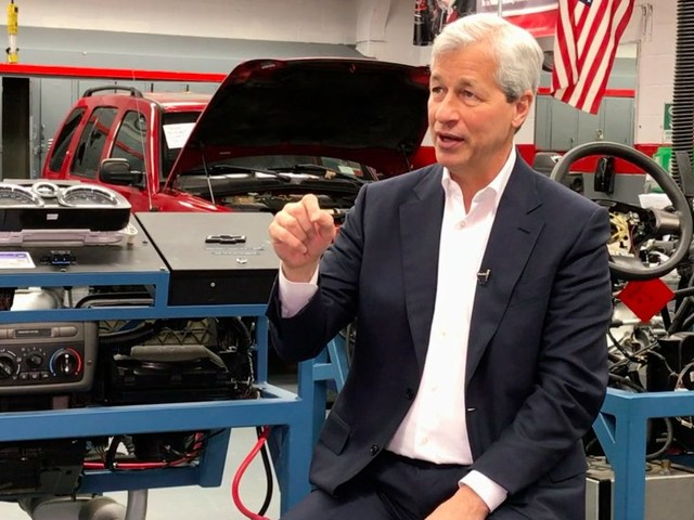 JAMIE DIMON: 'There is hope for solving our biggest challenges' (JPM)