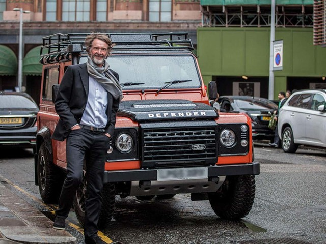 Ineos Grenadier: why a chemical firm is creating a 'serious' off-roader