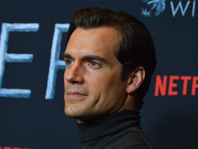 Henry Cavill Wants You to Leave His Girlfriend Alone