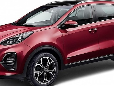 2019 Kia Sportage Facelift Revealed with Mild Hybrid and Styling Updates