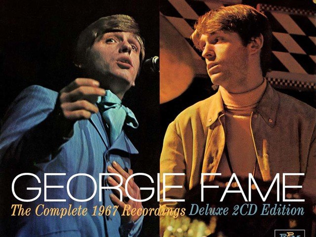 Georgie Fame – The Two Faces Of Fame – Album Review