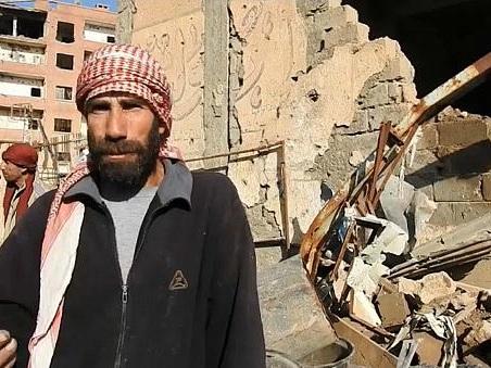 WFP reaches formerly-besieged Deir ez-Zor