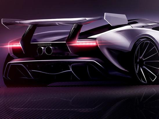 No Surprise Here: McLaren's Next Hypercar Will be Mental