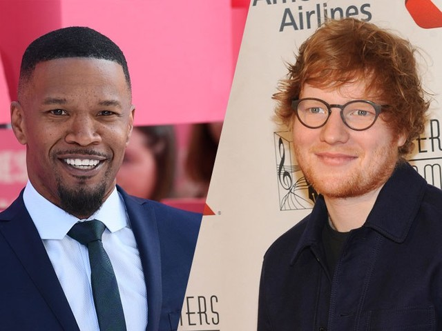 Jamie Foxx Let Ed Sheeran Crash on His Couch Before the Brit Made it Big (Watch)