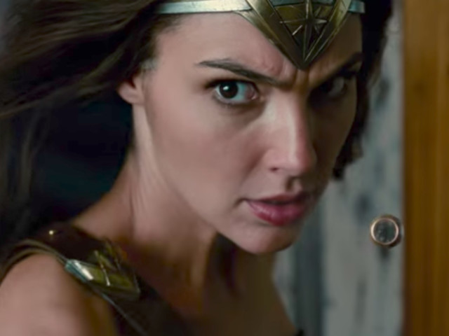 Yep, The New 'Justice League' Trailer Is All About Wonder Woman