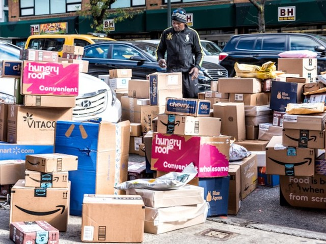 Amazon and Walmart are locked in a battle over next-day delivery — and it's great news for shoppers (AMZN, WMT)