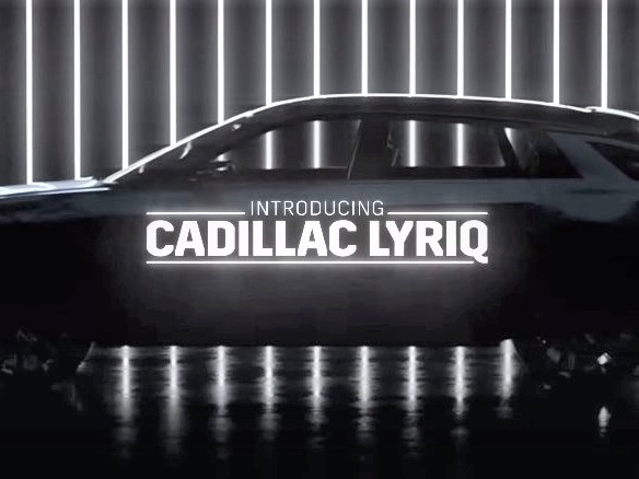 Prelude to a Preview: Cadillac Lyriq Continues Its Long March to Reality