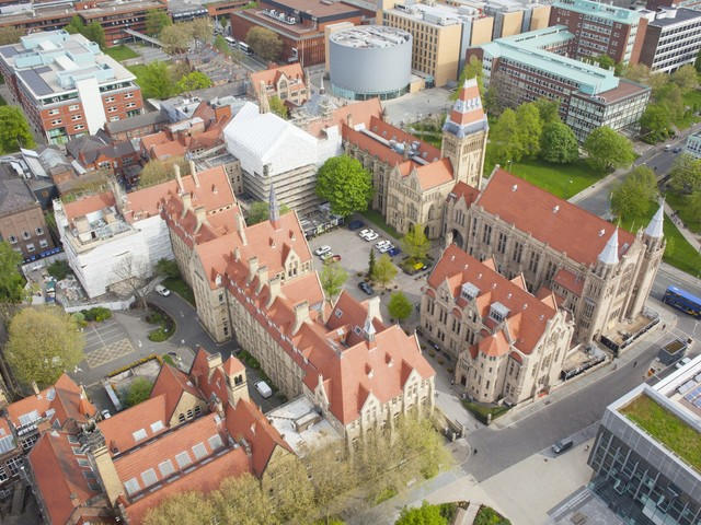 University of Manchester to decarbonise its investment portfolio