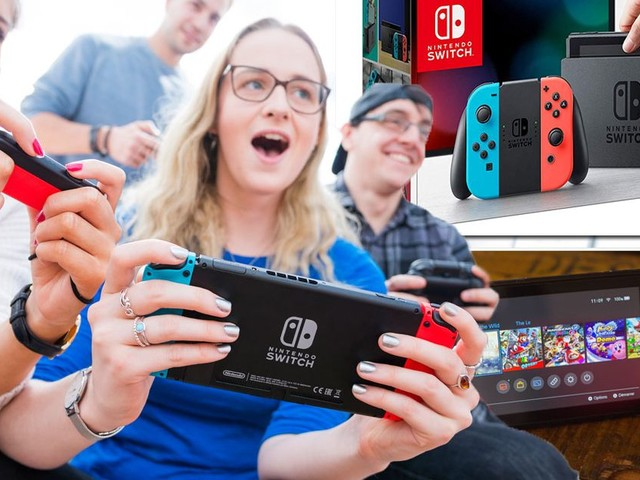 Nintendo Switch is one of the best selling consoles ever