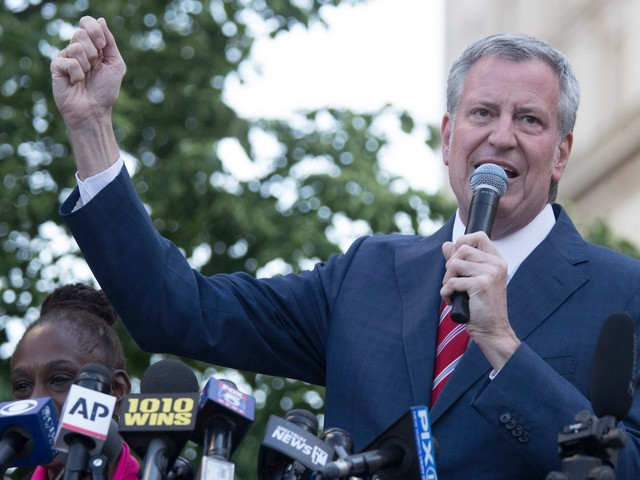 Bill de Blasio is running for president in 2020. Here's everything we know about the candidate and how he stacks up against the competition.