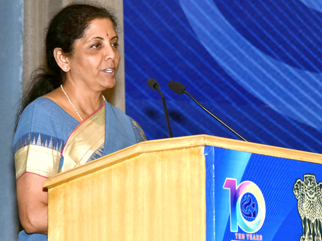 Finance Minister announces measures to revive auto industry