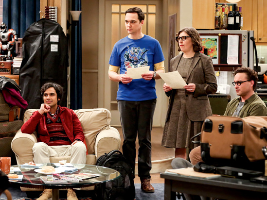 'The Big Bang Theory' Finale: One Last Episode, One Last Emmy Nomination