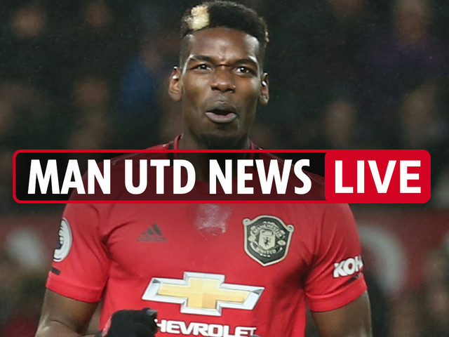 7am Man Utd news LIVE: Pogba return next week, Bellingham £31m transfer agreed, James £50,000-a-week deal