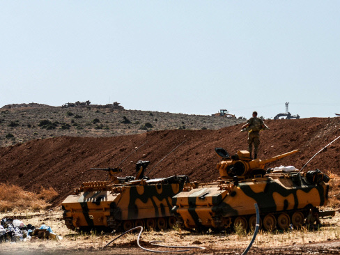 Turkish army says launches reconnaissance mission in Syria's Idlib