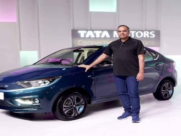 Tata Motors launches Tigor EV at Rs 11.99 lakh