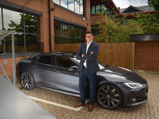 From an Aston Martin to a Tesla Model S: why one owner made the change