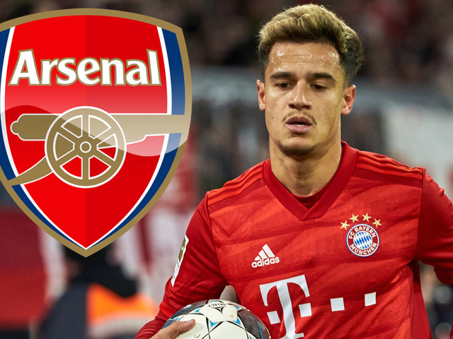 Arsenal open talks over Philippe Coutinho transfer after Bayern Munich reject chance to extend loan of Barcelona misfit