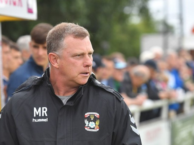 Coventry City boss has this message for players ahead of Championship test
