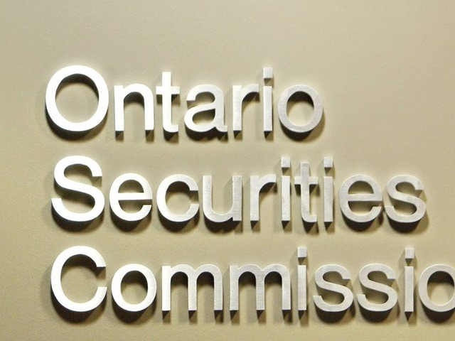 Canadian regulators look to curb misleading financial results