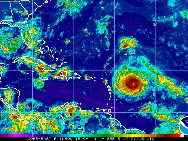 Hurricane Irma, already a Category 4 storm, is expected to strengthen as it nears Caribbean