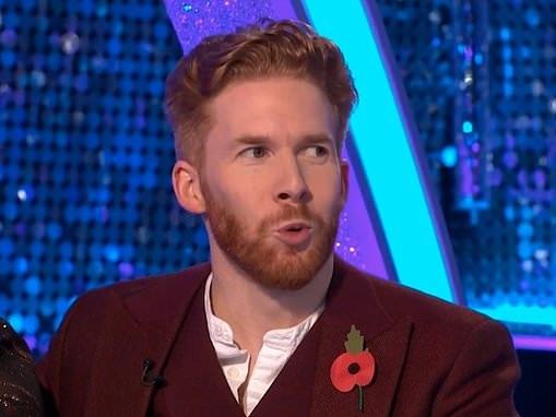 Strictly's Neil Jones CONFIRMS he will return to the dance floor with partner Alex Scott
