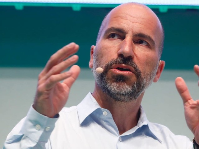 Read the email Uber's CEO sent explaining his decision to require US employees get vaccinated before returning to the office and wear masks at work