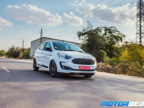 2019 Ford Figo Video Review