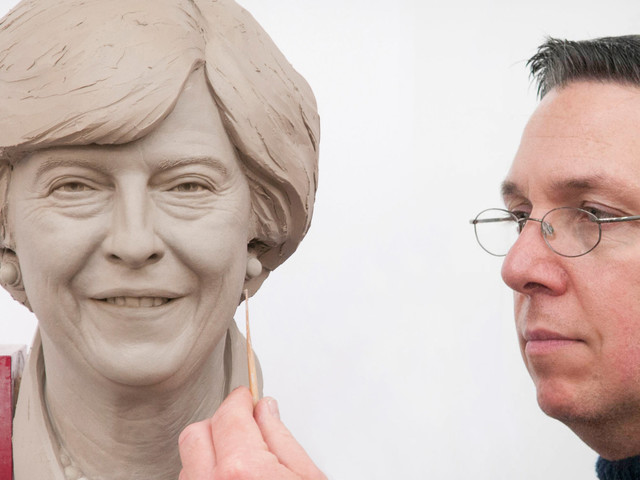 Madame Tussauds Are Making A Theresa May Waxwork And Everyone's Making The Same Joke