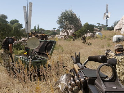 Armarama! Bohemia launch Argo and Arma 3: Jets