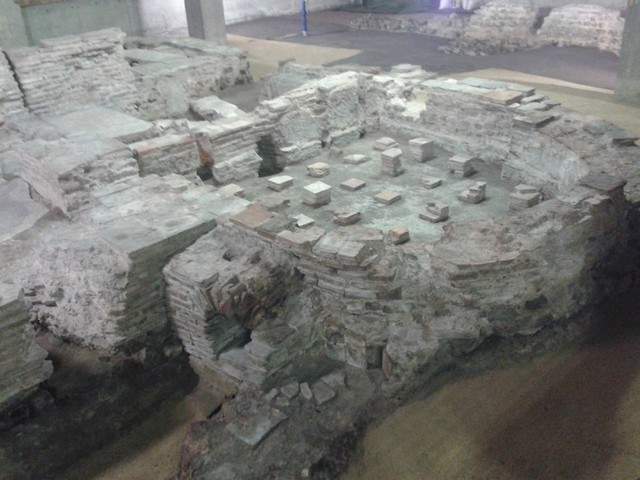 Soak Up The History Of Londinium At Billingsgate Roman House And Baths