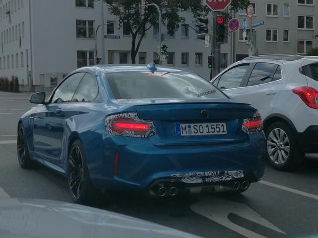 Hardcore BMW M2 CSL under development with 400bhp