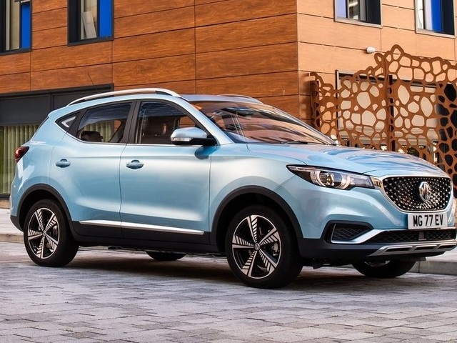 MG ZS EV launch pushed back to early 2020